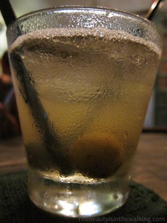 sau juice, Cong Caphe