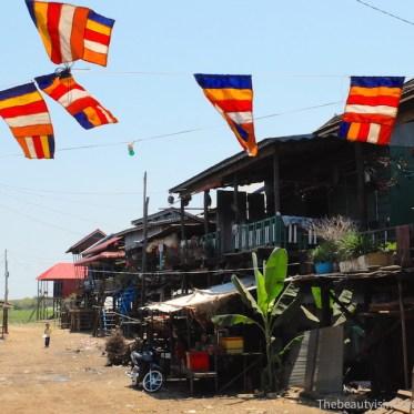 Quiz Drapeau, Cambodge