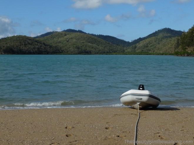 On Lady Island