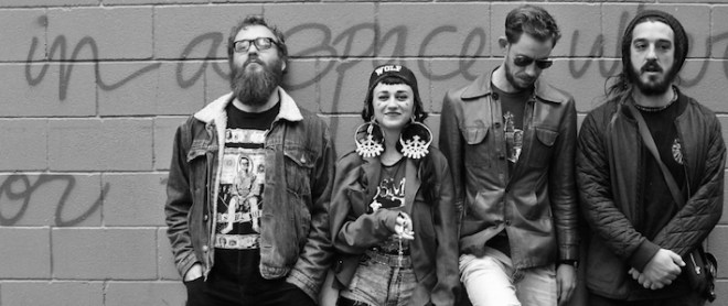 Le groupe Hiatus Kaiyote