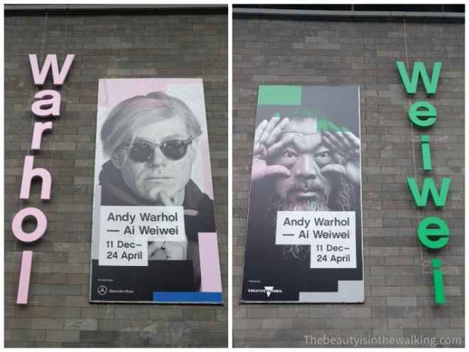 Esposition Andy Warhol | Ai Weiwei - NGV, Malbourne