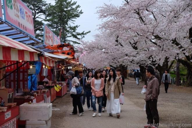 Japanese street food, Hirosaki
