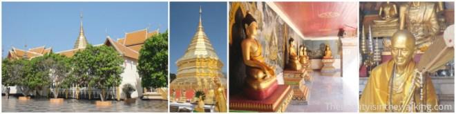 Temple Doi Suthep de Chiang Mai