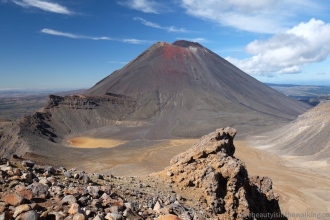 Tongariro Alpine Crossing, New Zeland, NZ