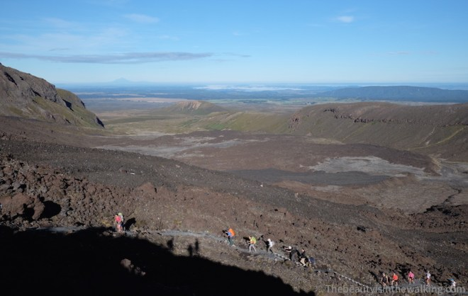 Trek Tongariro Alpine Crossing