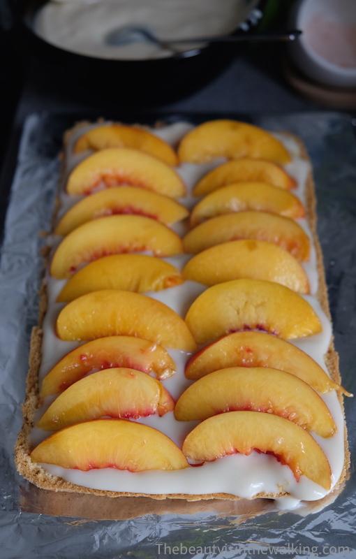 Baking a Lagkage, Danish cake