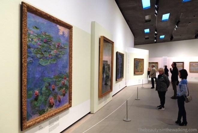 Nymphéas – Exposition Monet. Beyond Impressionism, Ordrupgaard (DK)