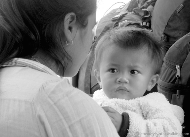 Enfant laotien - Nong Kiaew, Laos