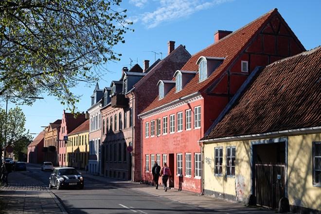 Rues d'Helsingør, Danemark