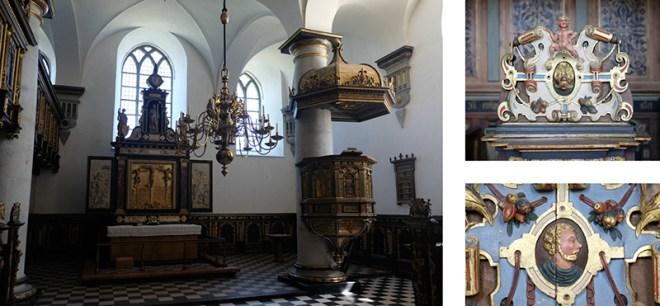 Chapel of Kronborg Castle, Helsingør