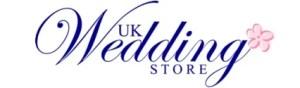 UKWeddingStore logo - UKWeddingStore logo