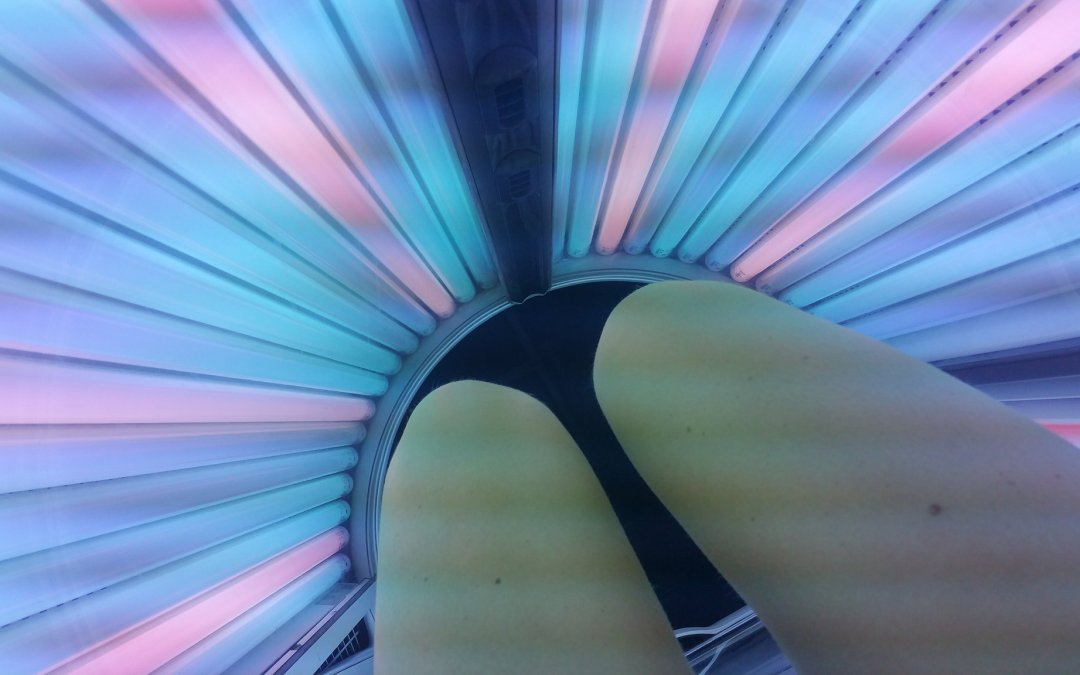 Our New Tanning Studio