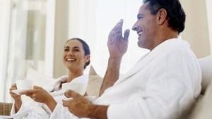 masaz spa dla par - Couple Spa Therapy