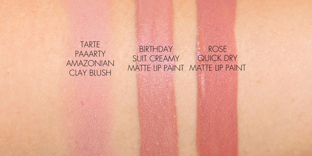 Sephora Favorites Give Me Some Lip Beauty Insider Birthday 2017 Tarte Gift Review