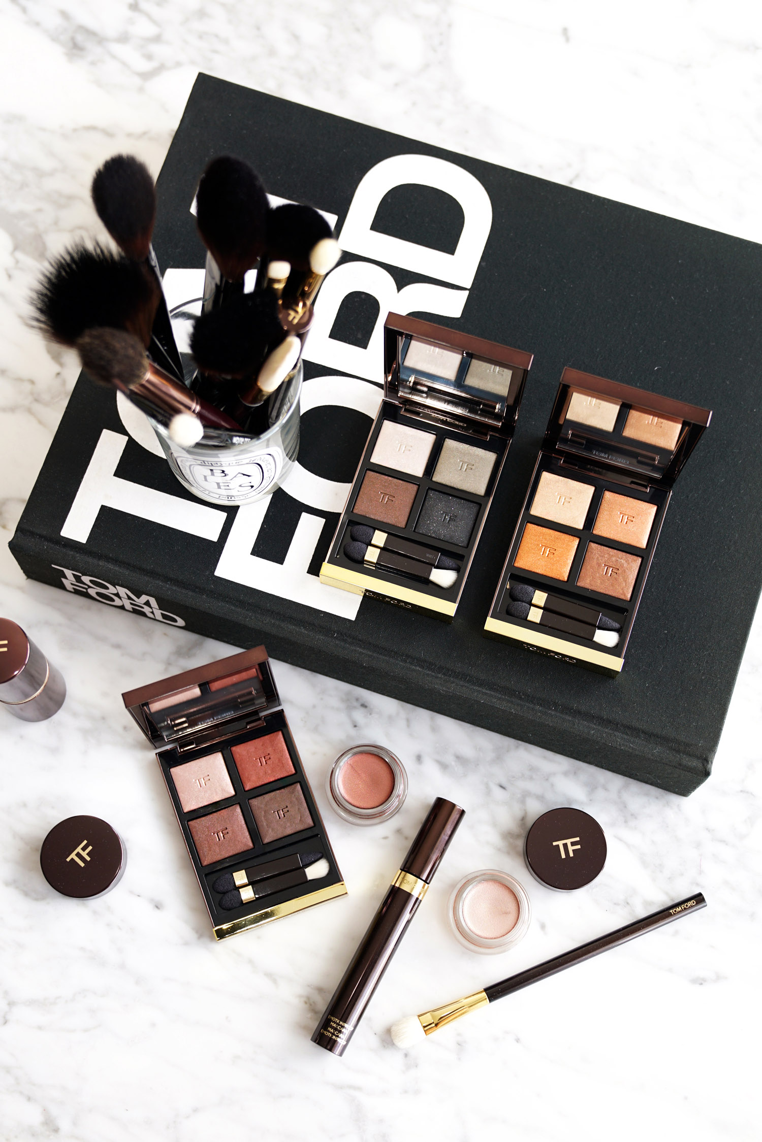 Tom Ford Body Heat : Color, Quads, Heat,, Double, Indemnity,, Suspicion, Emotionproof, Picks, Beauty
