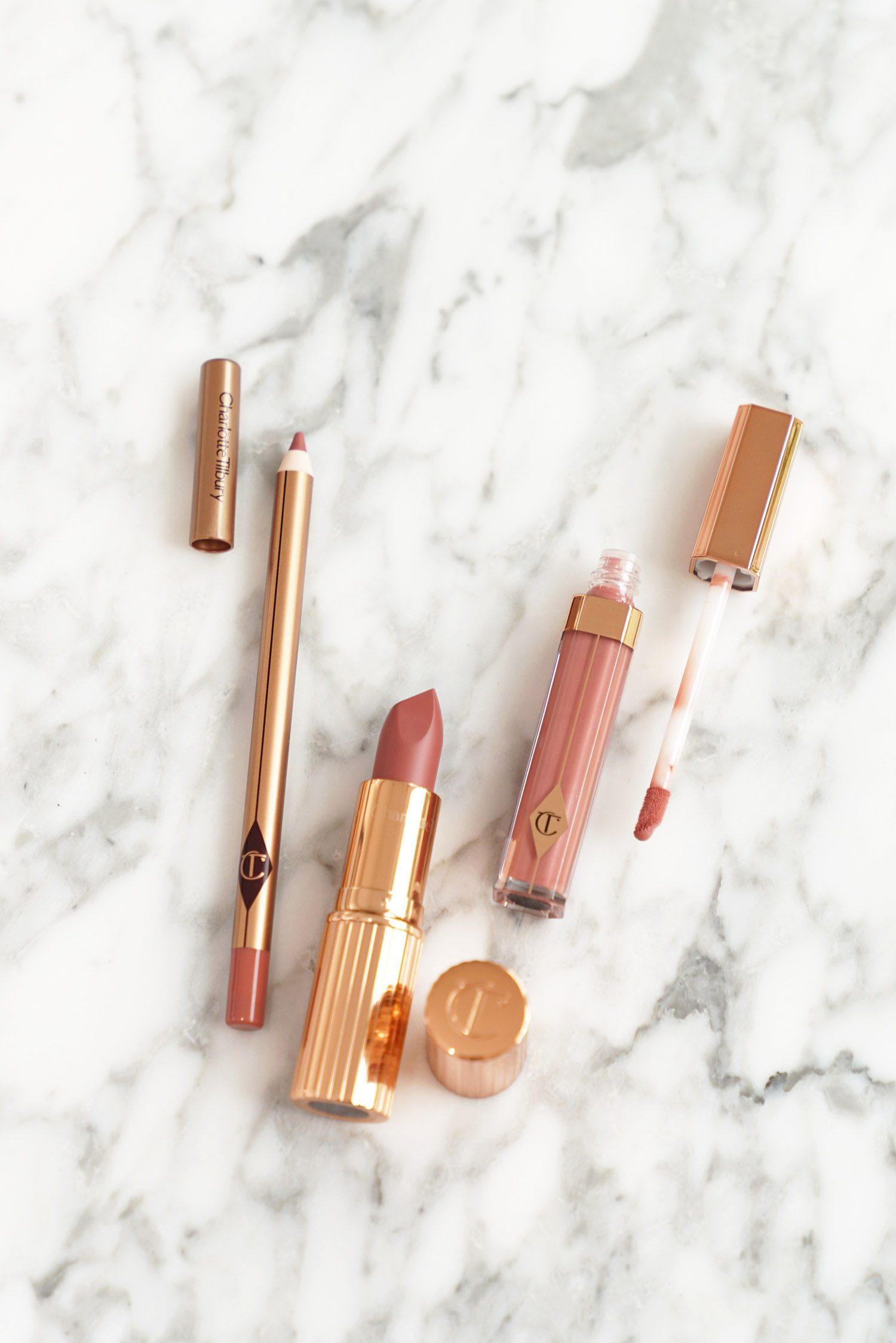 https thebeautylookbook com 2019 07 charlotte tilbury pillow talk lip kit easy smokey eye palette html