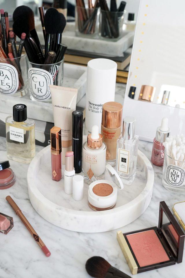 2 Everyday Makeup Essentials Nordstrom Beautylookbook 1440x2159 - Best Decorative Trays for Your Vanity + Beauty Products