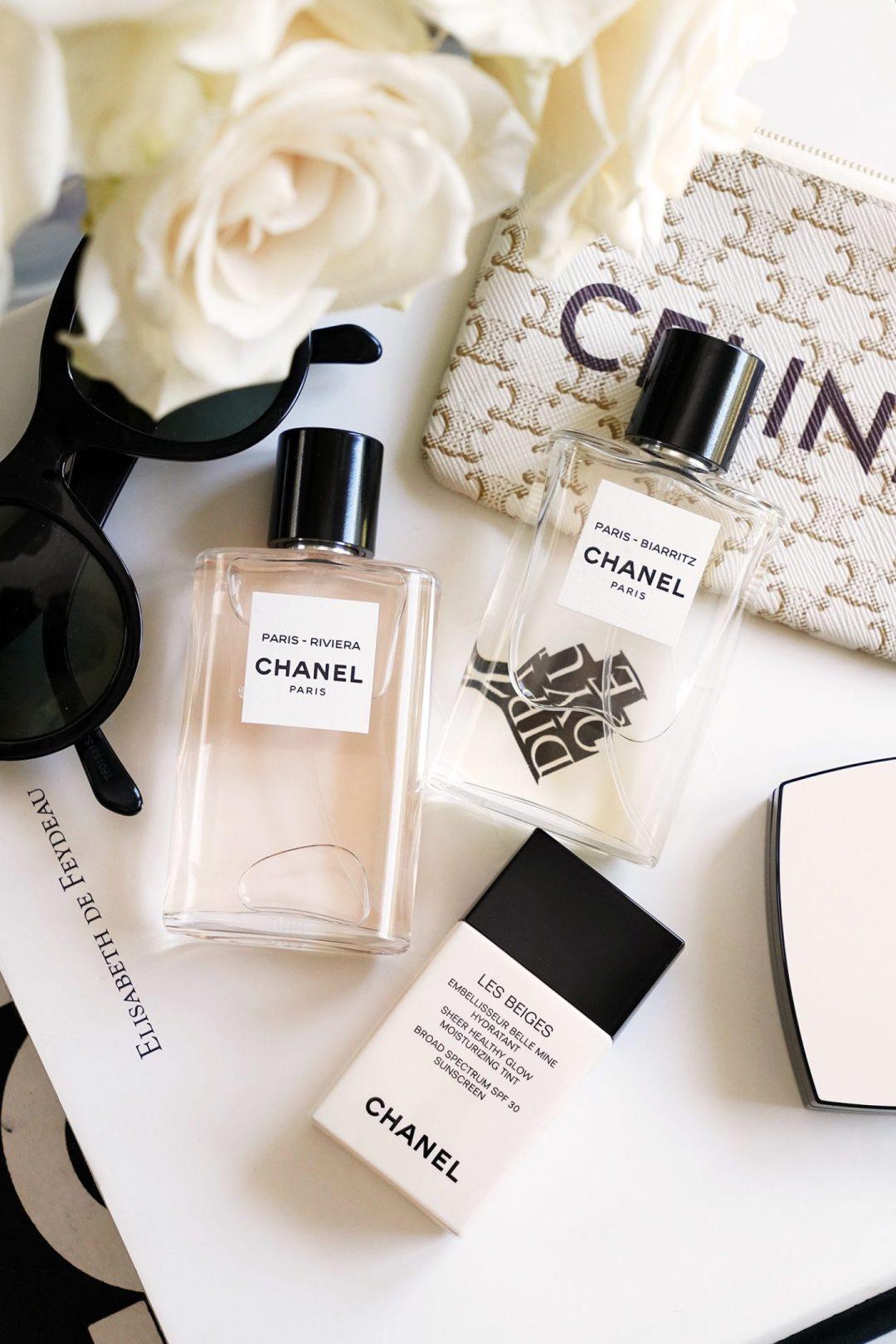 Chanel Les Eaux de Chanel Paris-Riviera Paris-Biarritz