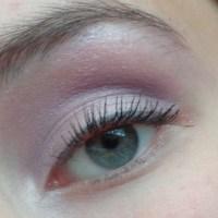 1930s inspired makeup look