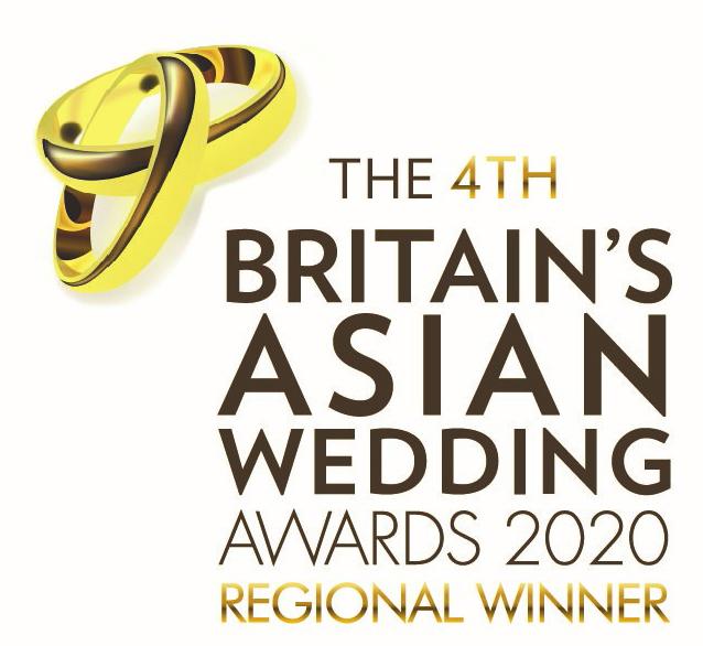 British Asian Wedding Award Regional Winner - Best Beauty Salon Leicester