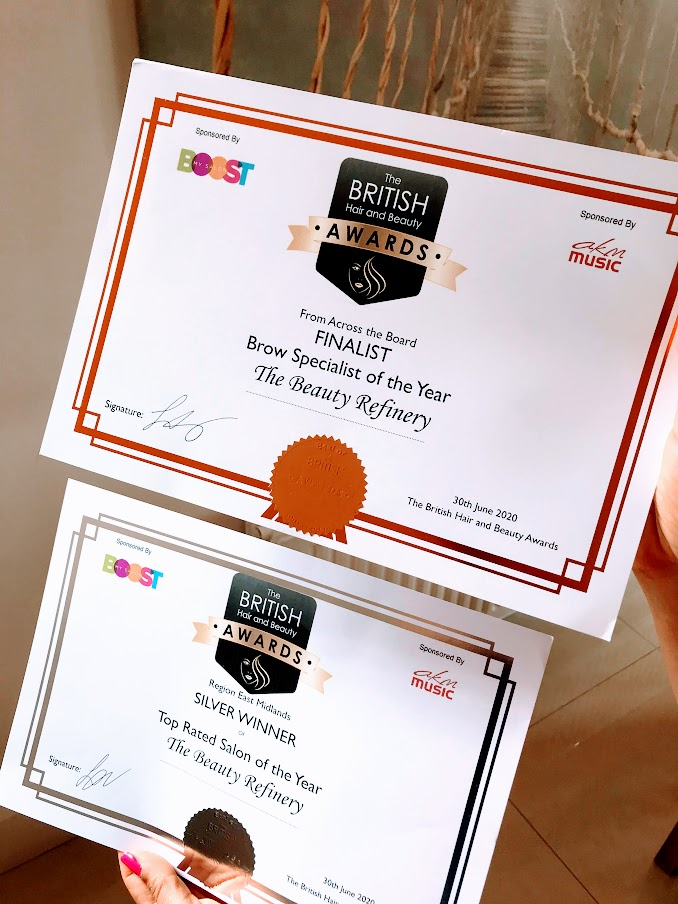 british hair and beauty award