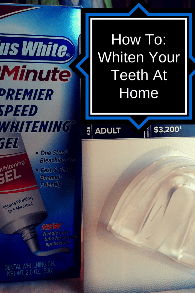 We all want white teeth don't we, but we don't have the time or money to get it done professionally. This easy at home system is so affordable and works great. You will have white teeth in no time!