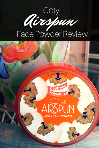 Review of the Coty Airspun Face Powder, amazing coverage, soft like a cloud, and a really great price. This is a MUST have makeup item.