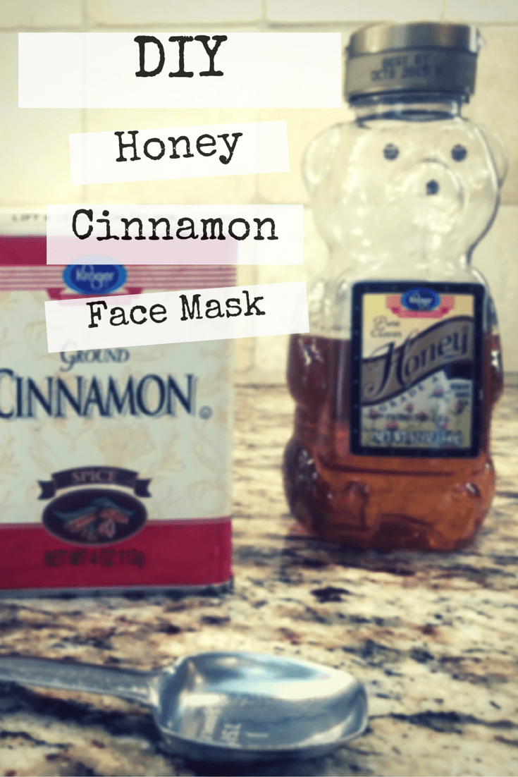 Easy DIY Honey Cinnamon Face Mask. Perfect for Acne Prone Oily Skin. Can be made in 5 minutes with things you have in your pantry.