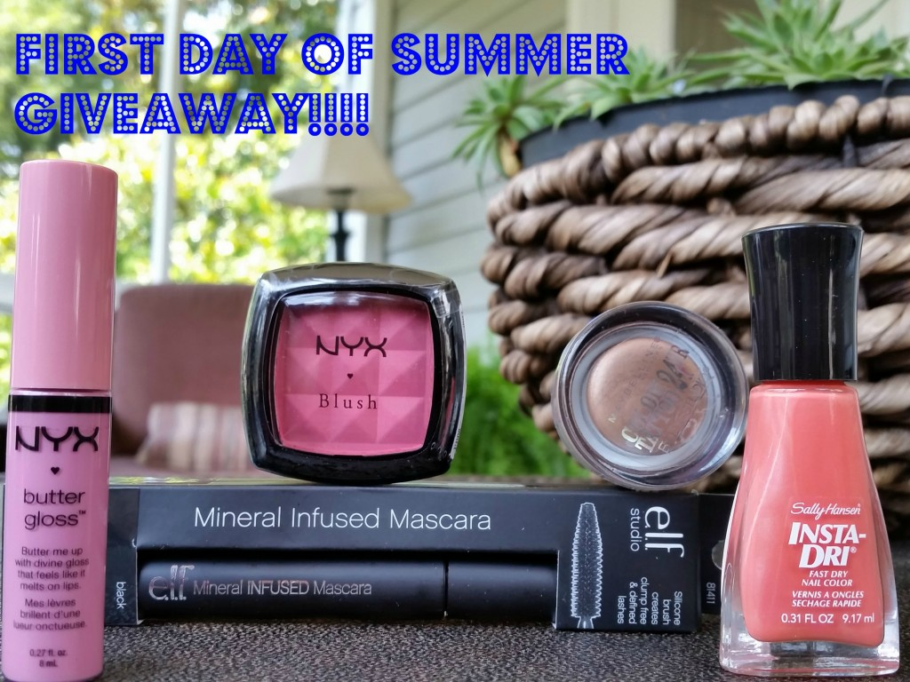 First Day of Summer GIVEAWAY!!!!