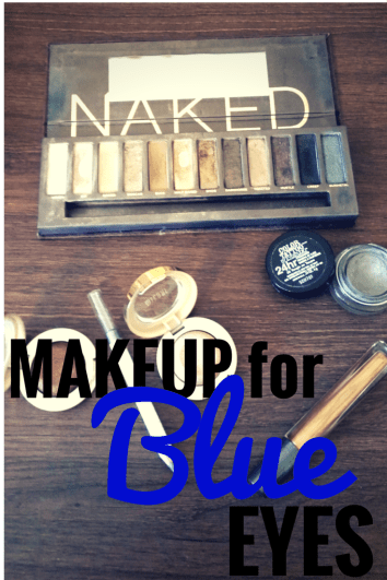 Have blue eyes and want to know what eye makeup works best? Here are the BEST colors for blue eyes!
