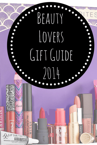 Have a Beauty and Makeup Lover on your Christmas Shopping List? Here is an extensive Gift Guide made just for that beauty lover you know! Palettes | Lips | Nails | Skincare | Bath and Body