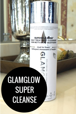 GlamGlow Super Cleanse Face Wash. Made for Oily Skin. Is it Worth the splurge?