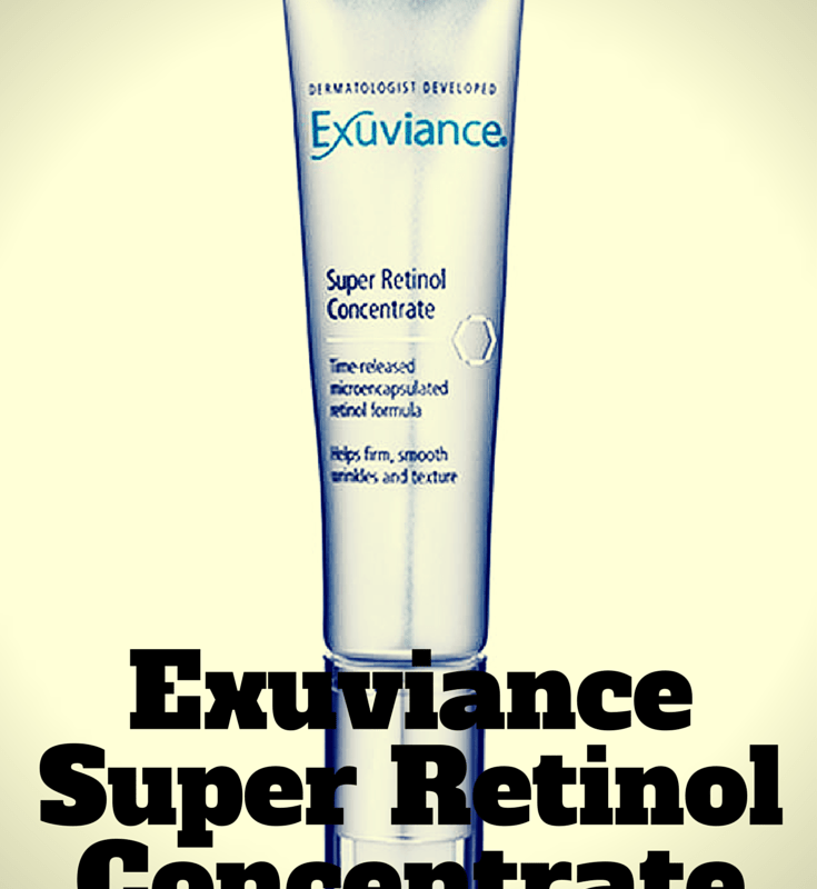 Exuviance Super Retinol Concentrate Giveaway