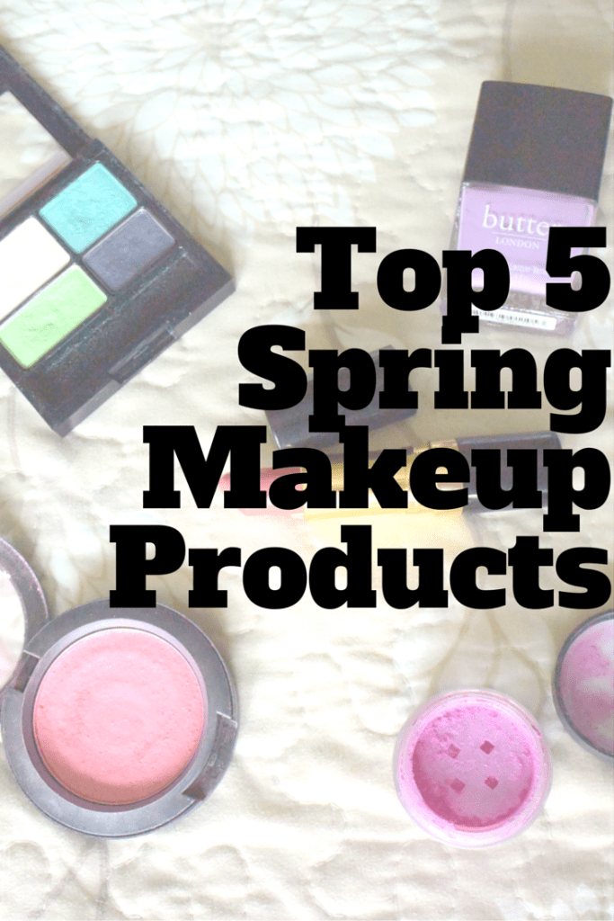 Top 5 Spring Makeup Products Collab with From My Vanity