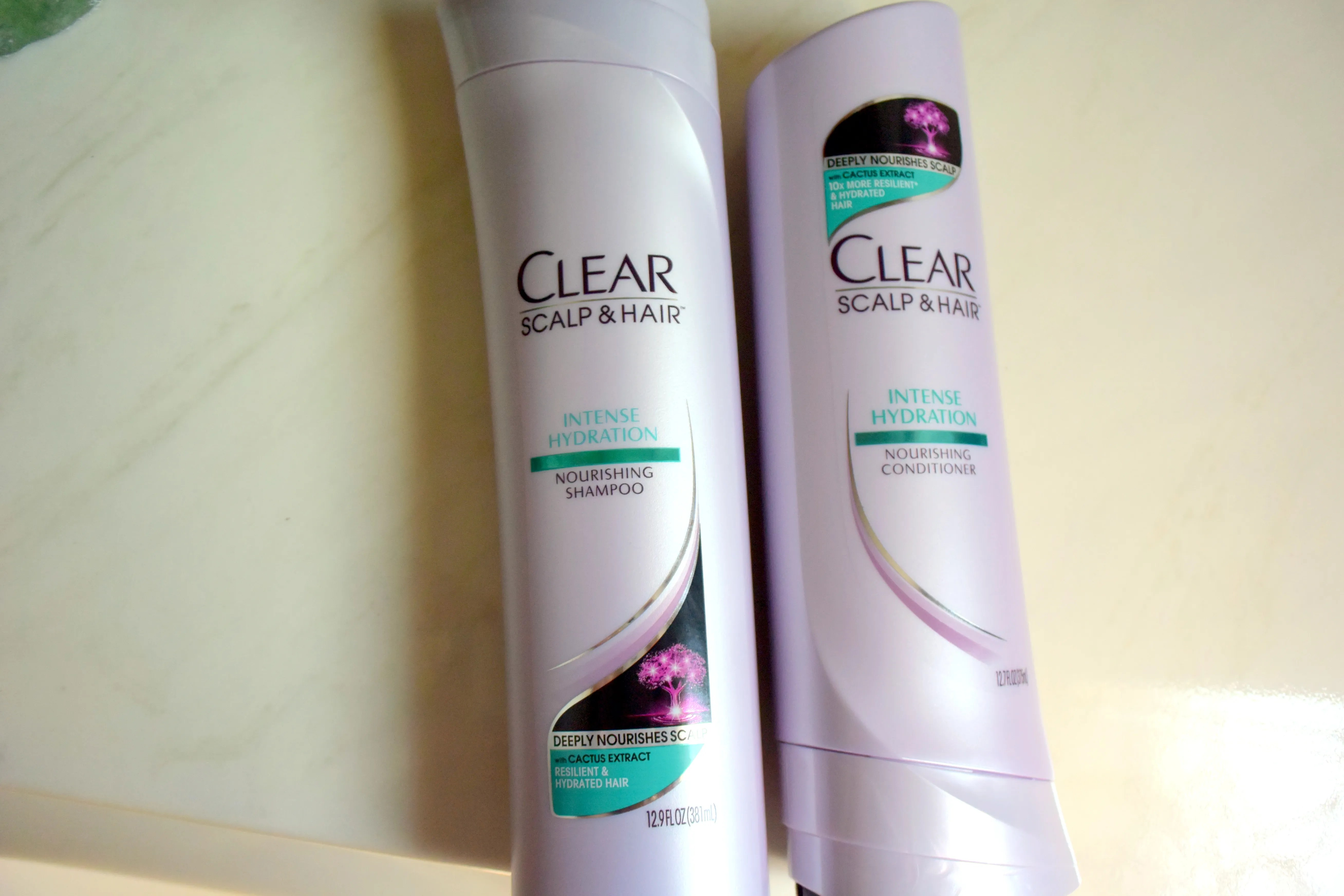Clear Scalp & Hair™ Shampoo & Conditioner Review