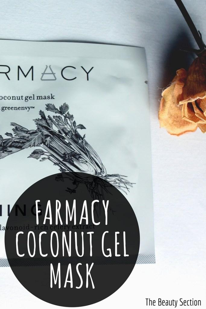 Farmacy Beauty Hydrating Coconut Gel Mask Review