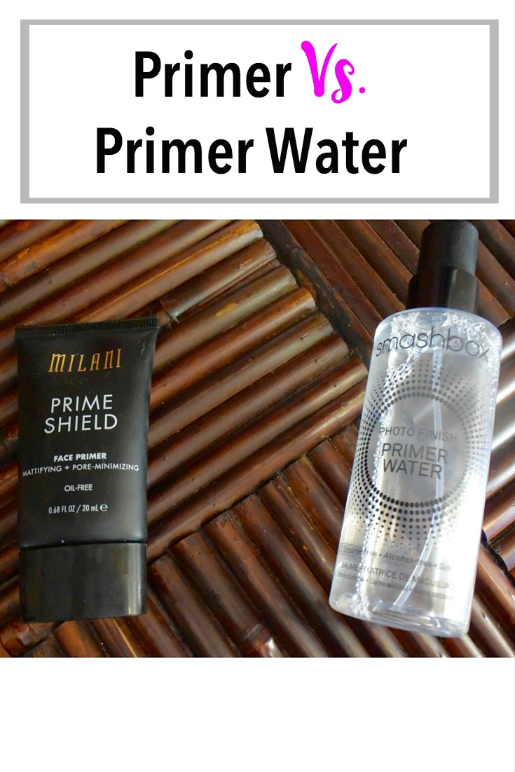 Primer Vs. Primer Water | What are the differences, and which one works for you