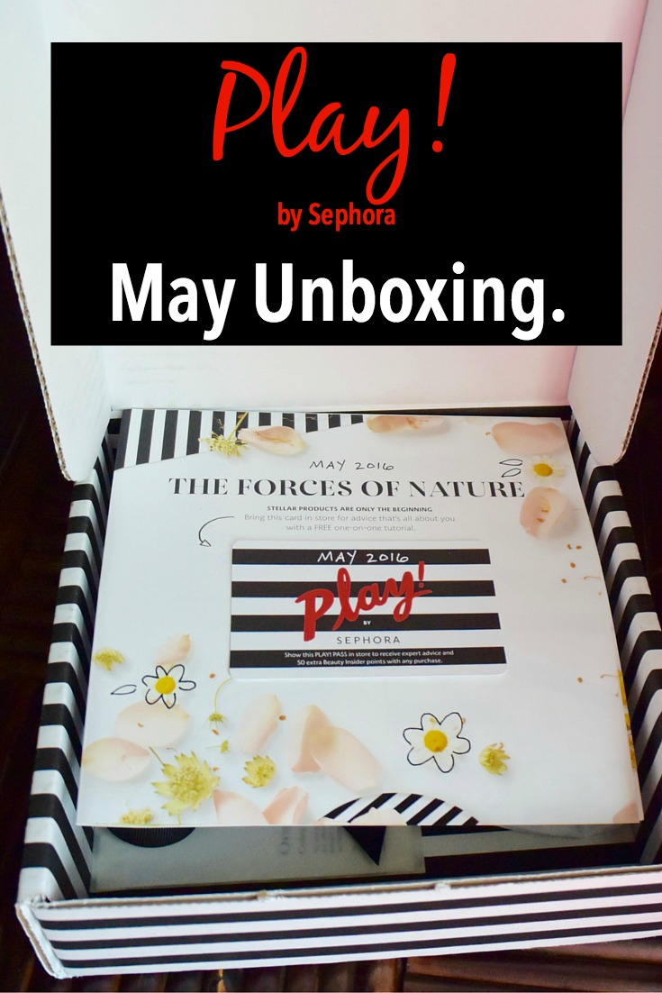Play by Sephora May Unboxing | Makeup | Skincare | Hair