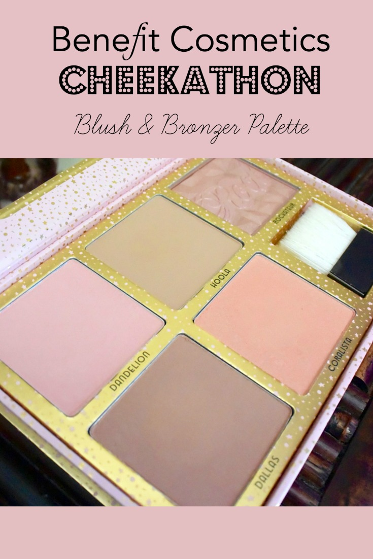 Benefit Cosmetics Cheekathon Blush and Bronzer Palette Review | Is it Worth the Hype?