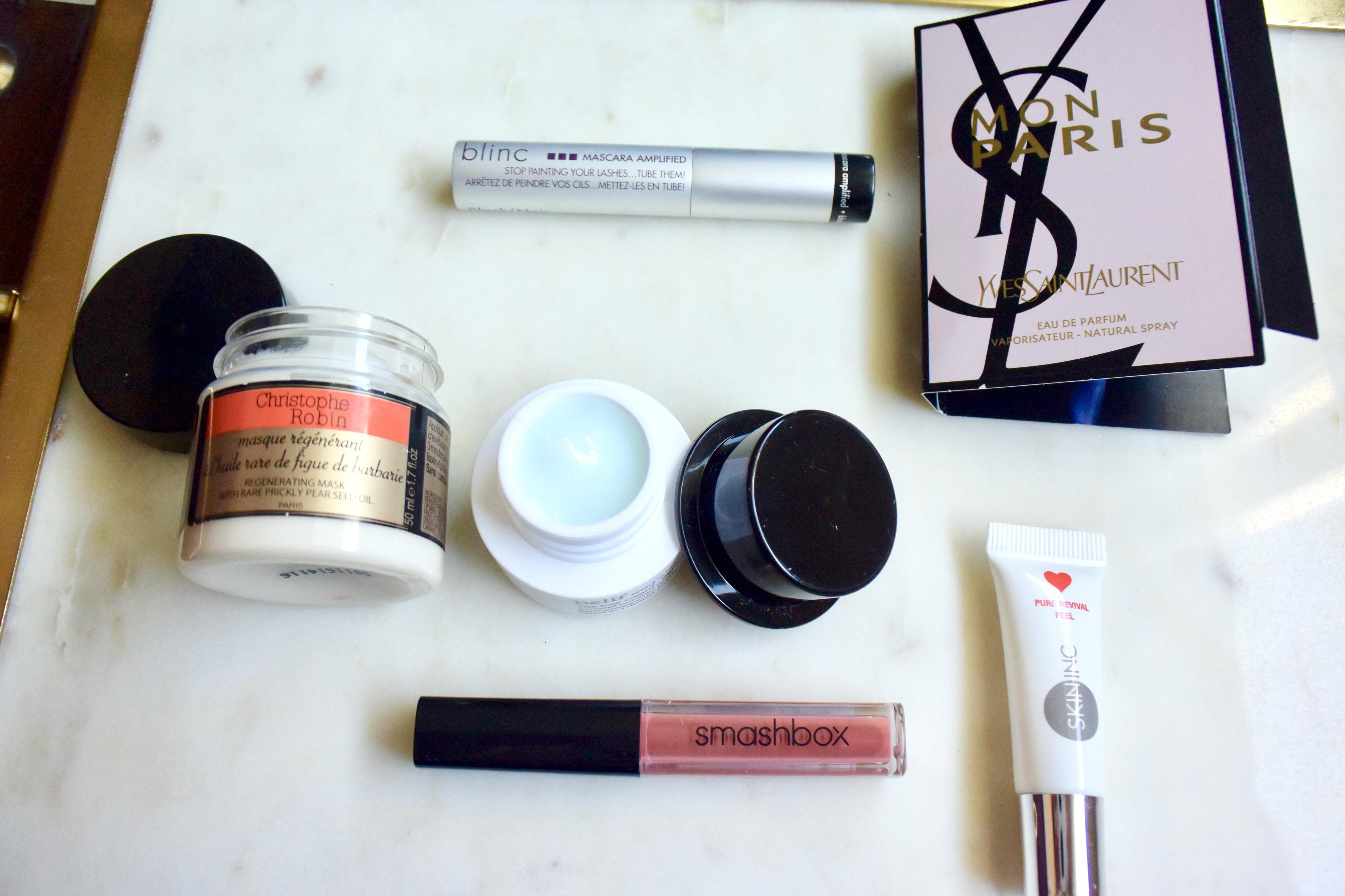 October Sephora Play! Box   Makeup   Haircare   Skincare   Perfume