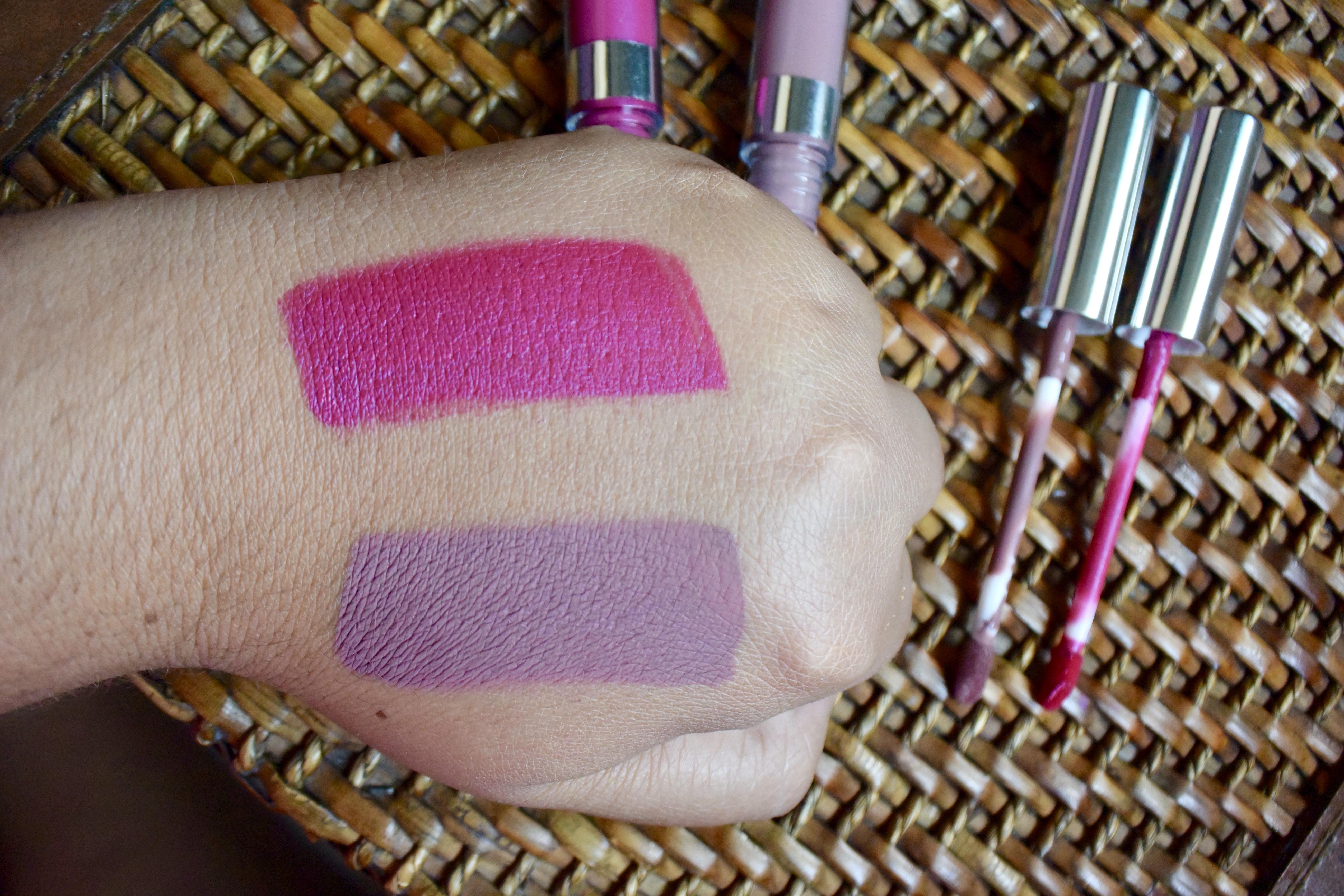 ColourPop Ultra Matte Vs Ultra Satin Lips