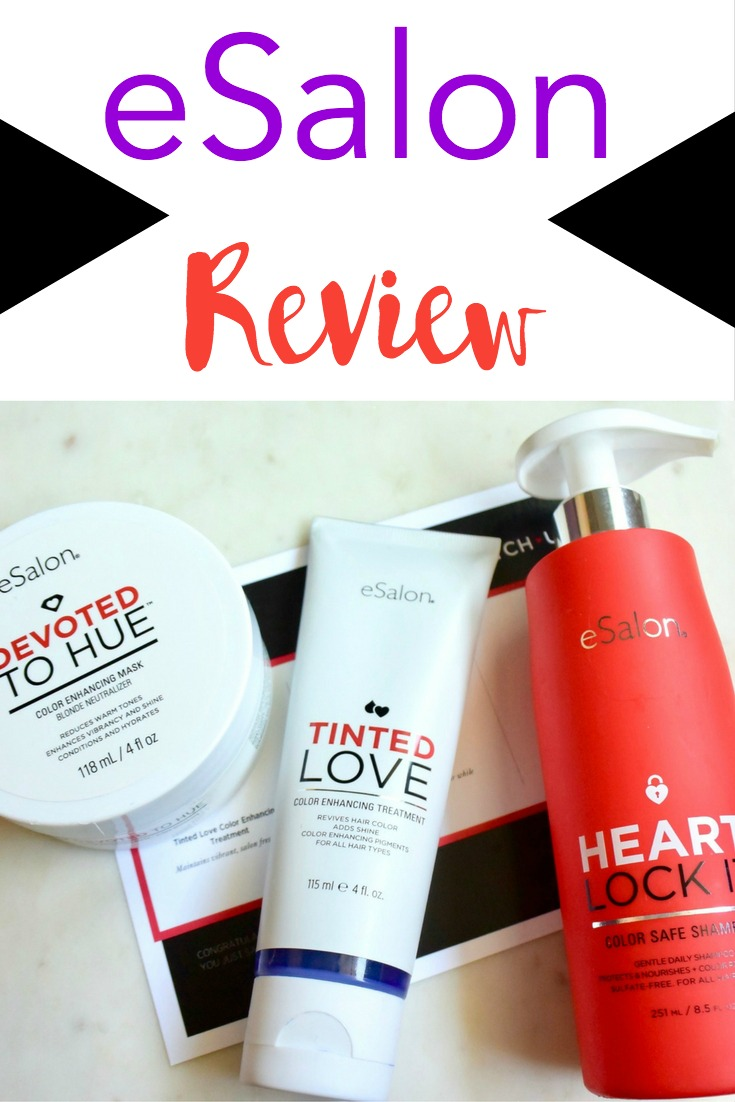 eSalon Review | Hair | Haircare | Subscription