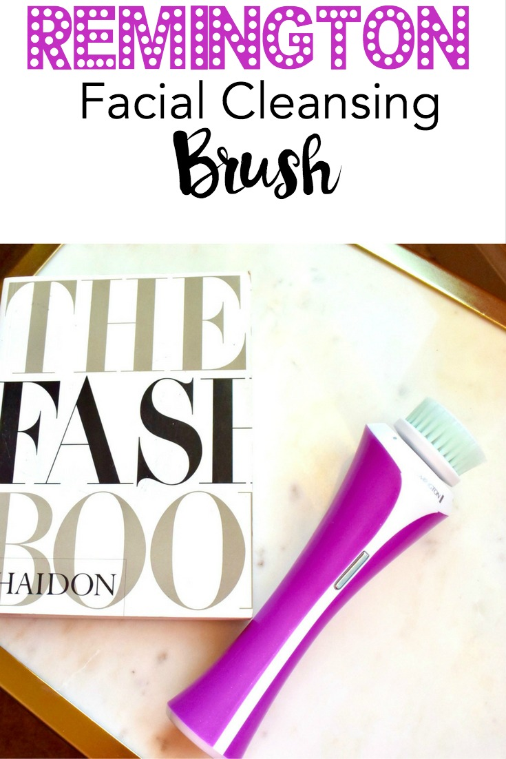 Remington Facial Cleansing Brush | Drugstore | Skincare | Affordable