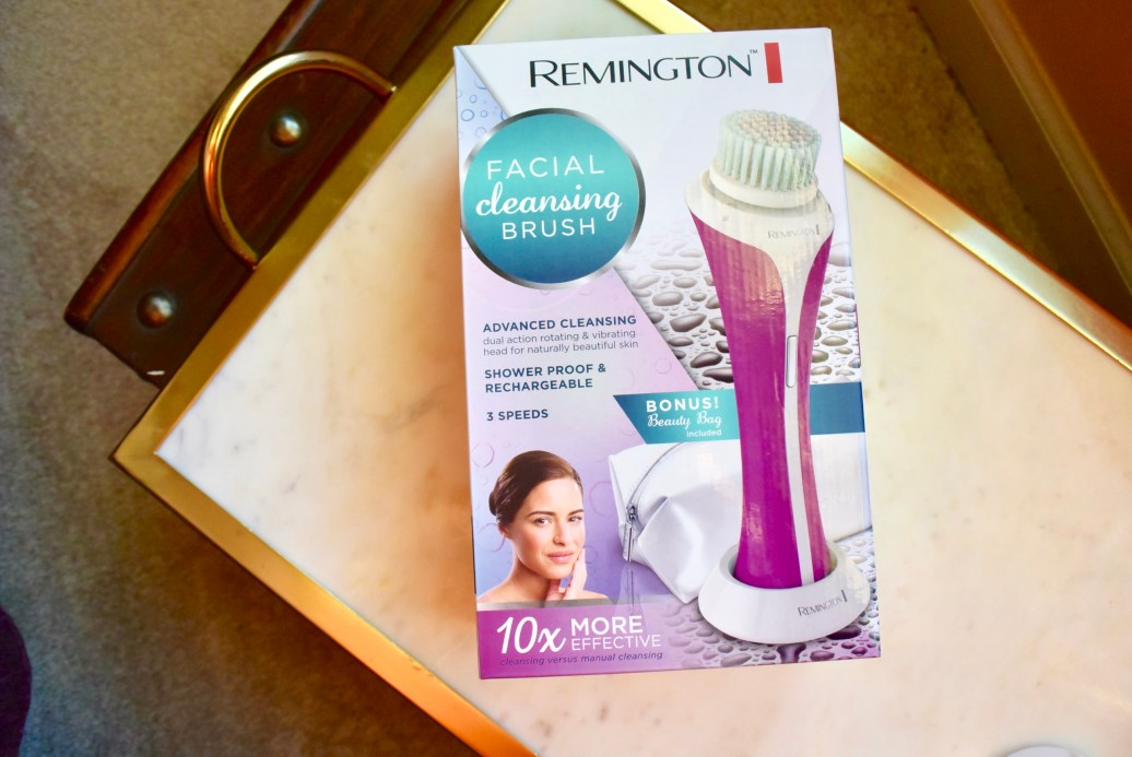Remington Facial Cleansing Brush The Beauty Section