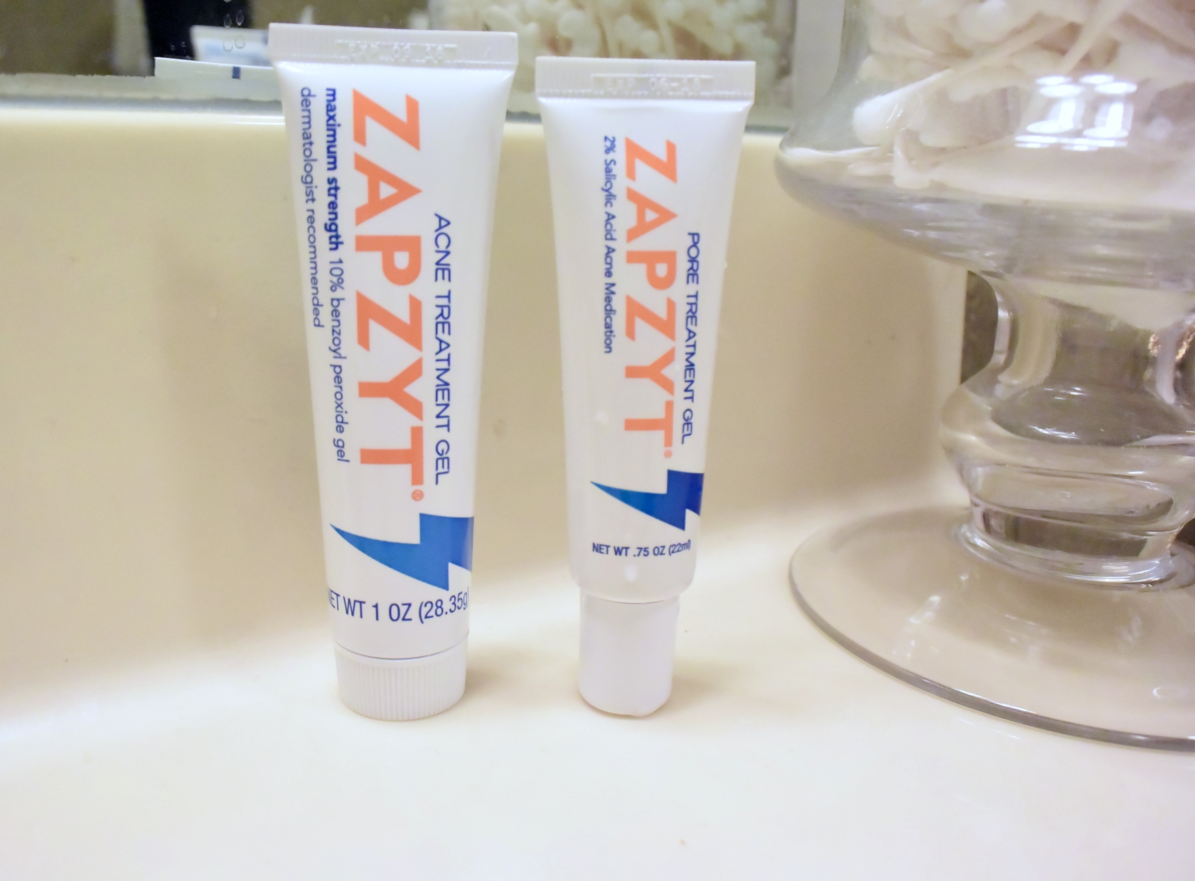 How To Get Acne Free Skin With Zapzyt The Beauty Section