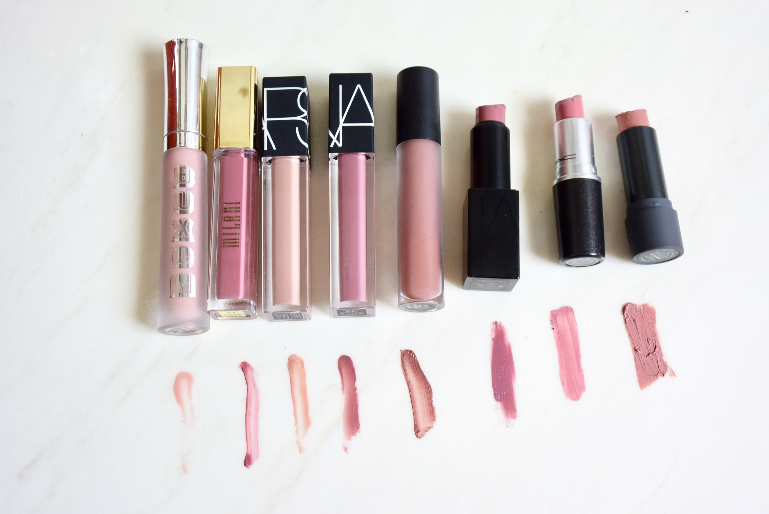 My Favorite Everyday Lipsticks. Work or School appropriate