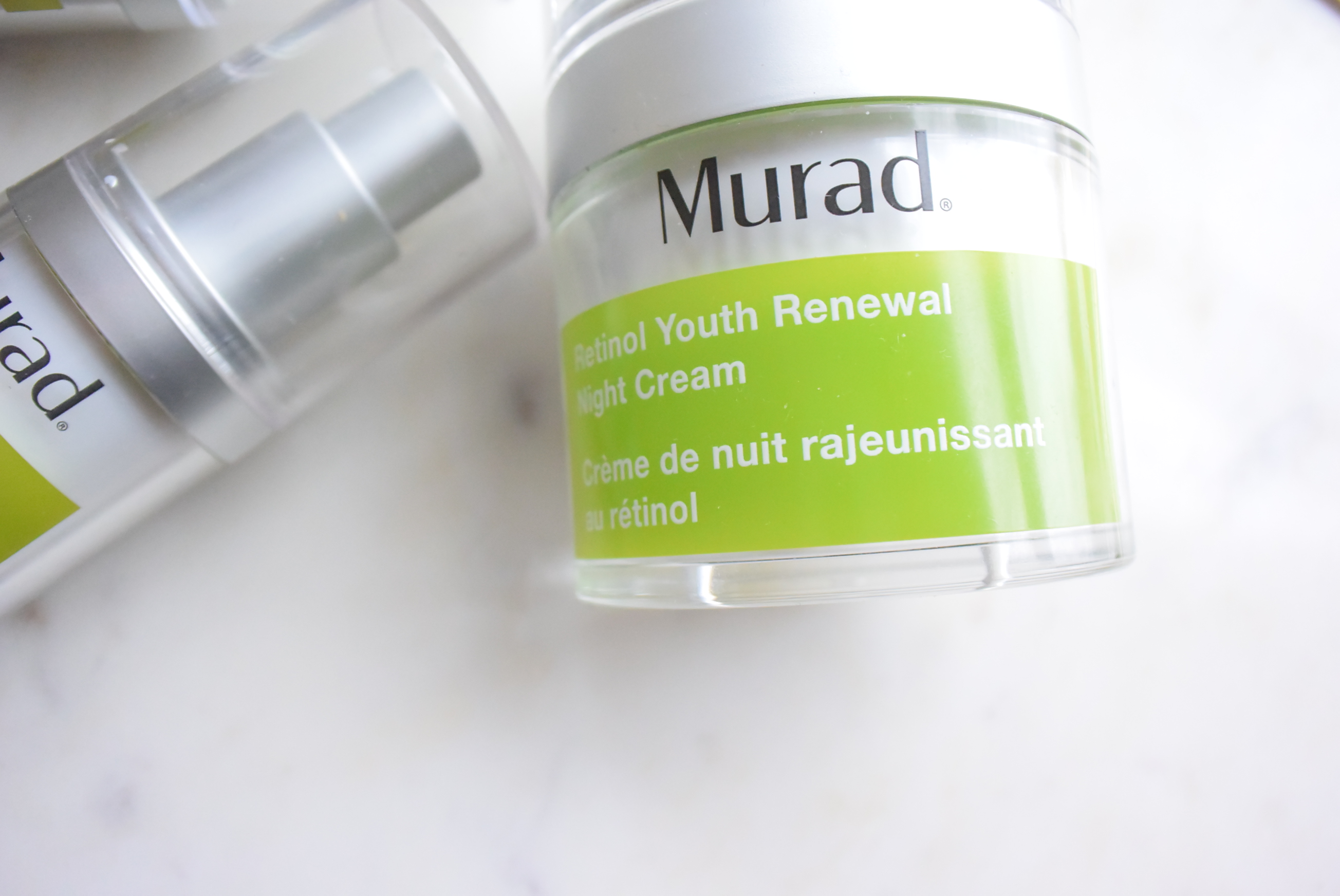 My Current Anti-Aging Skincare Routine