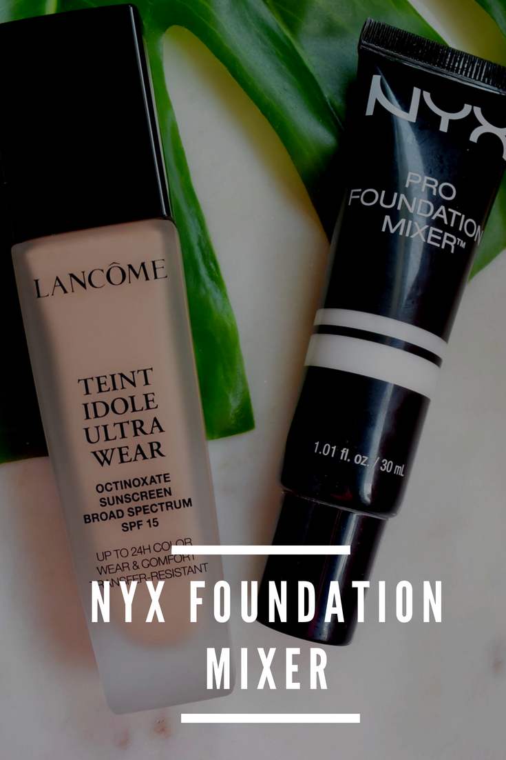NYX Foundation Mixer