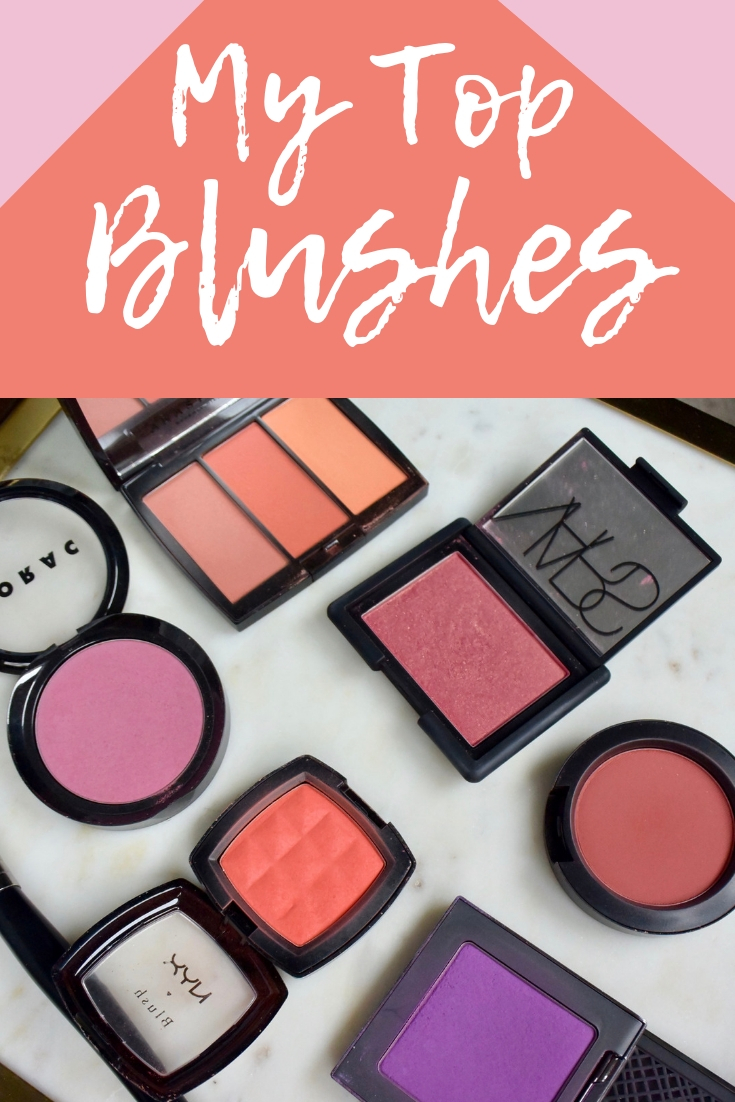 My Top Blushes | Favorite Blushes | Drugstore | Highend