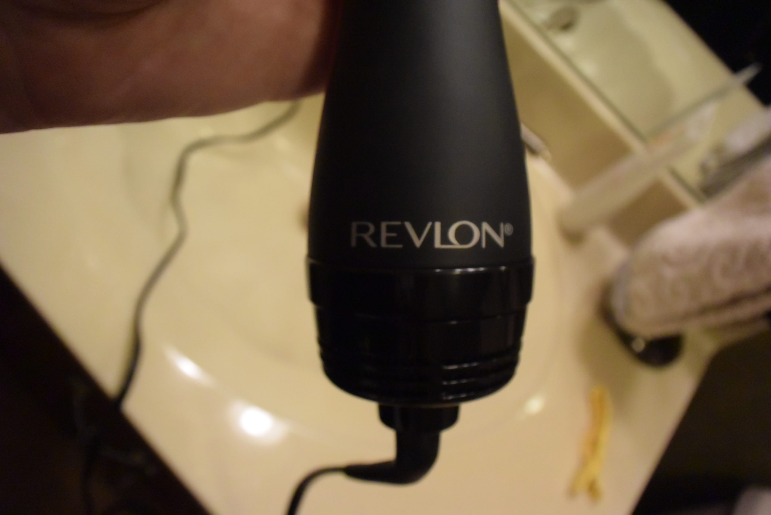 Revlon One Step Hair Dryer and Volumizer Review